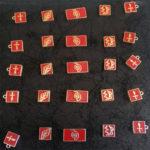 Символы Рейки для браслета