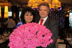 Владимир Кузнецов и Клара Кузденбаева